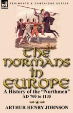 48564 - Johnson, A.H. - Normans in Europe. An History of the Northmen AD 700 to 1135 (The)