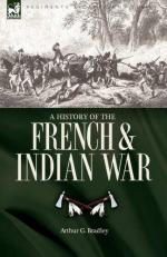 48571 - Bradley , A.G. - History of the French-Indian War (A)