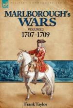 48632 - Taylor, F. - Marlborough's Wars Vol 2: 1707-1709