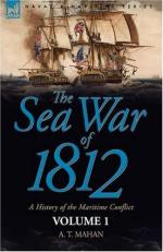 48697 - Mahan, A.T. - Sea War of 1812 Vol 1 (The)