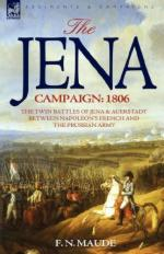 48741 - Maude, F.N. - Jena Campaign 1806 (The)