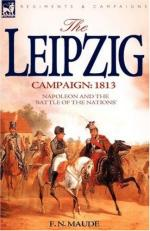 48742 - Maude, F.N. - Leipzig Campaign 1813 (The)