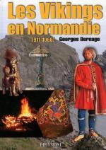 48800 - Bernage, G. - Vikings en Normandie 911-1066 (Les)