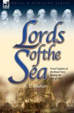 48881 - Mahan, A.T. - Lords of the Sea. Great Captains of the Royal Navy during the Age of Sail
