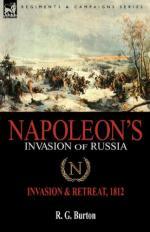 48884 - Burton, R.G. - Napoleon's Invasion of Russia 1812