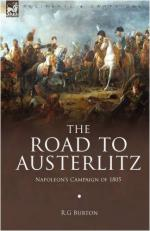 48888 - Burton, R.G. - Road to Austerlitz. Napoleon's Campaign of 1805 (The)