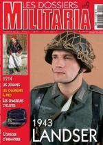 48890 - AAVV,  - Dossiers Militaria 09: 1943 Landser