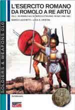 48912 - Lucchetti-Cristini, M.-L.S. - Esercito romano da Romolo a Re Artu' Vol 1: da Romolo all'avvento di Ottaviano (L')