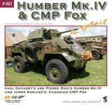 48941 - Gosling-Koran, J.-F. - Special Museum 63: Humber Mk.IV and GM Fox Mk. I in detail