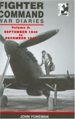 48968 - Foreman, J. - Fighter Command War Diaries Vol 2. September 1940 to December 1941 (The)