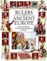 49031 - Boshnakov, K. - Rulers of Ancient Europe. The Great Statesmen of Ancient Greece, Macedonia and Thrace