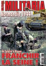 49045 - Armes Militaria, HS - HS Militaria 078: Normandie 1944 de Falaise a Rouen. Franchir la Seine!