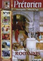 49082 - Pretorien,  - Pretorien 19. Les Licteurs Romains