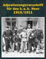 49192 - AAVV,  - Adjustierungsvorschrift fuer das k.u.k. Heer 1910/1911