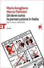 49246 - Avagliano, M. - Ebrei sotto la persecuzione in Italia (Gli)