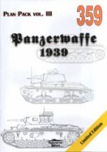 49257 - Jackowski, G. - No 359 Plan Pack Vol 3: Panzerwaffe 1939 LIMITED EDITION