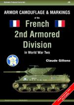 49380 - Gillono, C. - Armor Color Gallery 08: Camouflage and Markings of the French 2nd Armored Division in WWII
