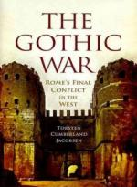 49475 - Jacobsen, T. - Gothic War: Rome's Final Conflict in the West (The)