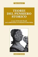 49493 - Bondi', D. cur - Teorie del pensiero storico