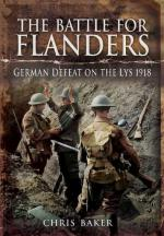 49644 - Baker, C. - Battle for Flanders. German Defeat on the Lys 1918 (The)