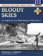 49654 - Veronico, N.S. - Bloody Skies. US Eighth Air Force Battle Damage in World War II