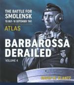 49661 - Glantz, D.M. - Barbarossa Derailed. The Battles for Smolensk Vol 4 10 July-10 September 1941. Atlas