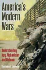 49681 - Lawrence, C.A. - America's Modern Wars. Understanding Iraq, Afghanistan and Vietnam