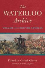 49758 - Glover, G. - Waterloo Archive Vol III: British Sources