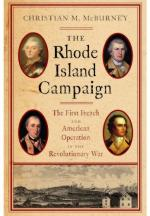 49765 - McBurney, C.M. - Rhode Island Campaign. The First French and American Operation in the Revolutionary War (The)