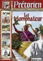 49780 - Pretorien,  - Pretorien 50: Le triomphateur a Rome