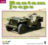 49800 - Koran-Mostek, F.-M. - Special Museum 59: Bantam Jeeps in detail. First Jeep of Robin Burfoot Collection
