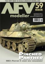 49811 - AFV Modeller,  - AFV Modeller 059. Pinched Tiger