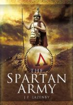 49847 - Lazenby, J.F. - Spartan Army (The)