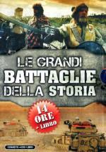49870 - AAVV,  - Grandi battaglie della storia. (Le) Libro + 4 DVD