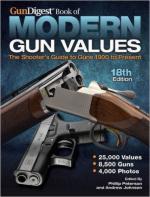 49950 - Peterson, P. - Gun Digest Book of Modern Gun Values (18h Ed.)