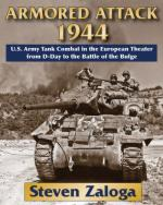49954 - Zaloga, S.J. - Armored Attack 1944. US Army Tank Combat in the European Theater from D-Day to the Battle of the Bulge