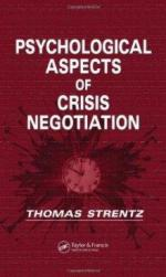 50042 - Strentz, T. - Psycological Aspects of Crisis Negotiation