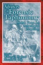 50187 - Haglund-Sorg, W.D.-M.H. - Advances in Forensic Taphonomy. Method, Theory and Archeological Perspectives