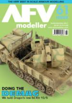 50266 - AFV Modeller,  - AFV Modeller 061. Doing the Demag