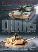 50290 - Chassillan, M. - Encyclopedie des chars de combat modernes Tome 1: France, Etats-Unis, Allemagne, Japon