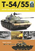 50304 - Jackson, R. - T-54/55. Soviet Cold War Main Battle Tank - TankCraft 16