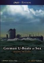 50317 - AAVV,  - German U-Boats at Sea. Atlantic Missions  DVD