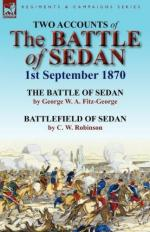 50342 - Fitz-Robinson, J.W.A.-C.W. - Two Accounts of the Battle of Sedan. 1st September 1870