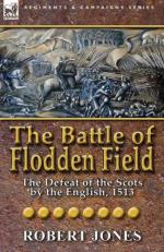 50344 - Jones, R. - Battle of Flodden Field. The Defeat of the Scots by the English 1513 (The)