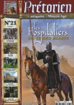 50392 - Pretorien,  - Pretorien 21. Les Hospitaliers en terre sainte