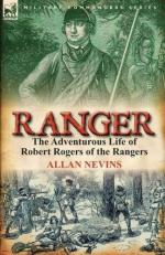 50402 - Nevins, A. - Rangers. The Adventourous Life of Robert Rogers of the Rangers