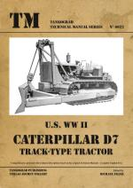 50425 - Franz, M. cur - Technical Manual 6022: US WW II Caterpillar D7 Track-Type Tractor
