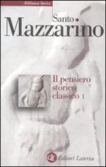 50443 - Mazzarino, S. - Pensiero storico classico Vol 1 (Il)