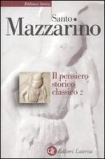 50444 - Mazzarino, S. - Pensiero storico classico Vol 2 (Il)