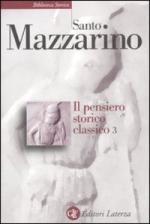 50445 - Mazzarino, S. - Pensiero storico classico Vol 3 (Il)